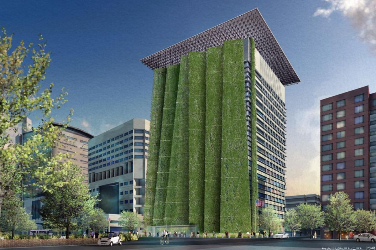 Technology Management Image: Green Corporate Offices: Creating Benchmark In Commercial