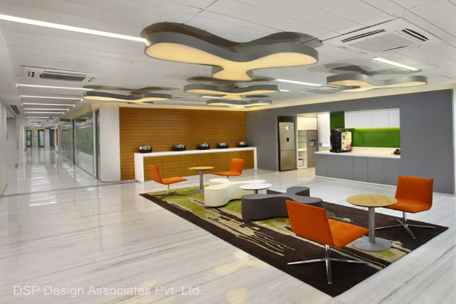 Office Spaces In Gurgaon That Are Breaking The
