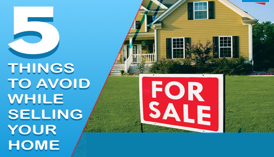 5 things to avoid while selling your home the square times for Items to sell from home