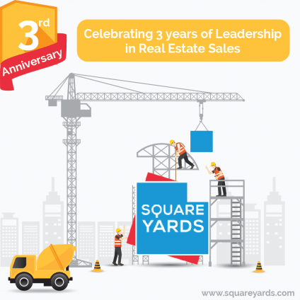 Square Yards turns 3