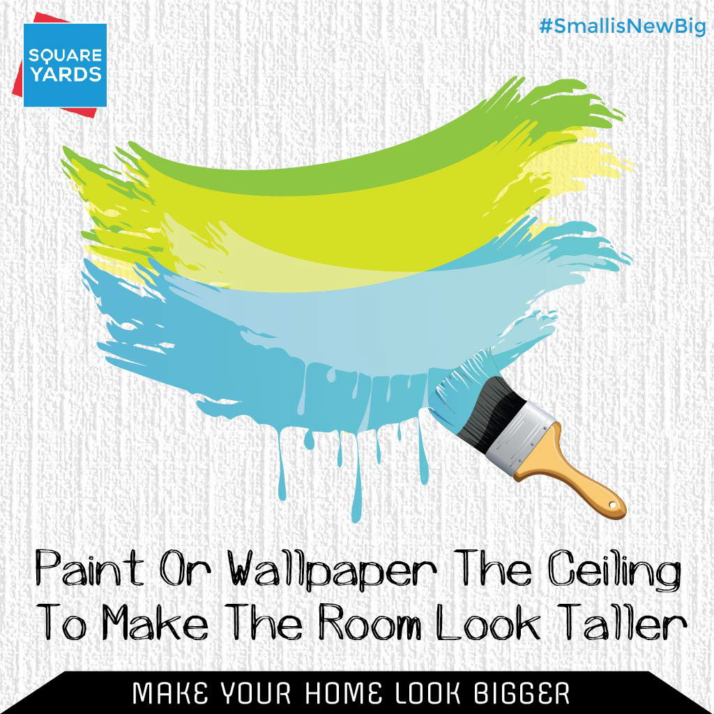 How To Make A Room Look Bigger With Paint Get This