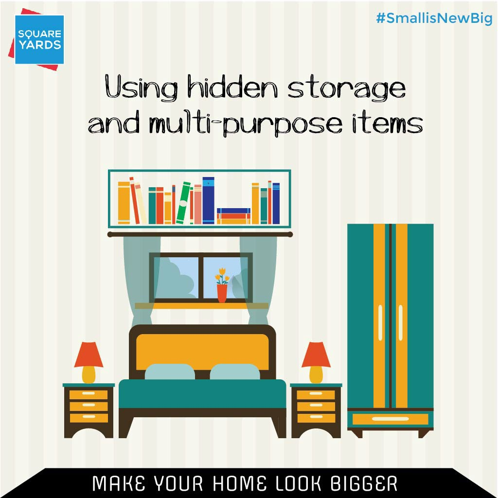How To Make Your Room Look Bigger Making Rooms Look