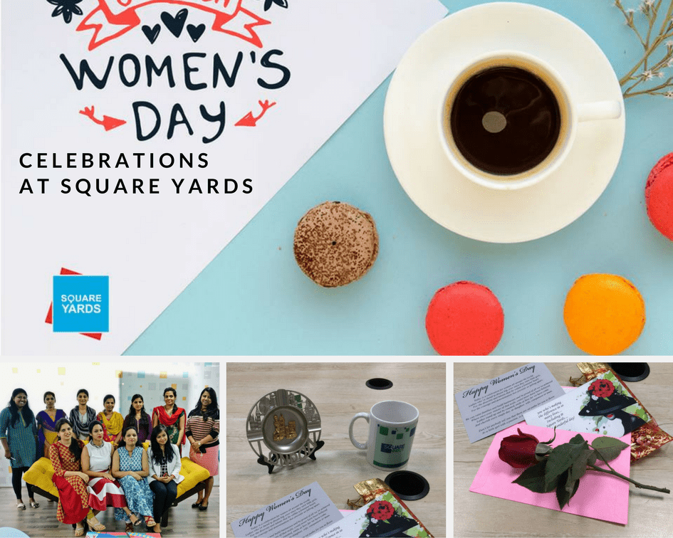 Women's Day at Square Yards