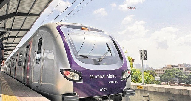 2019 may see the commencement of Metro-4 extension to South Mumbai