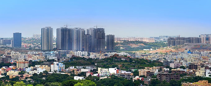 Real estate markets continue growing in Hyderabad