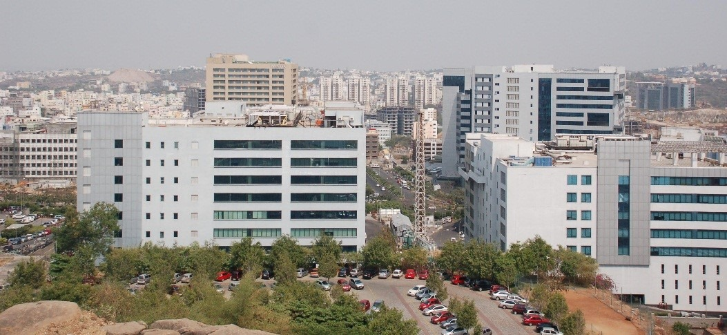 Rapid growth envelops Hyderabad outskirts- taking a closer look