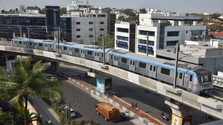 Hyderabad IT hub finally connected to metro network, real estate market to benefit