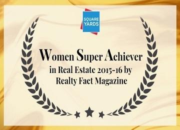 Women Super Achiever In Real Estate 2015-16