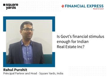 Principal Partner and Head – Real Estate, India, Square Yards