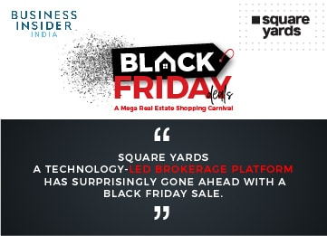 Square Yards Black Friday