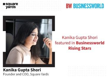 Kanika Gupta Shori featured in Businessworld