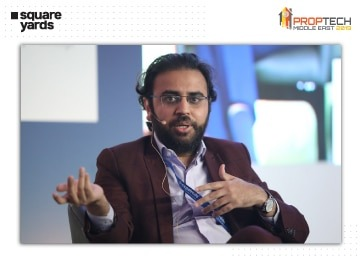 Tanuj Shori Proptech Middle East 2019