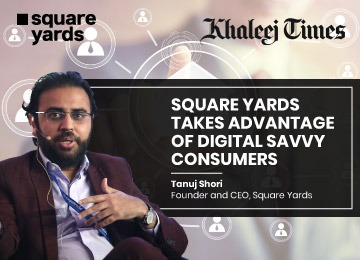 Square Yards Tanuj Shori