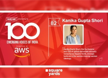 Kanika Gupta Shori - 100 Emerging Voices of India