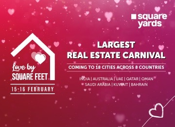 Love By Square Feet - Real Estate Event
