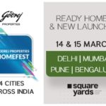 Godrej Properties Homefest-Coming your city make sure to not miss !