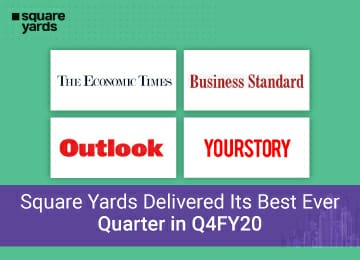 Square Yards clocked Rs 298 crore revenue in FY20 led by Q4 performance