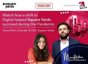 Tanuj Shori- Co-founder of India's leading Proptech Brokerage shares Square Yards success story during COVID