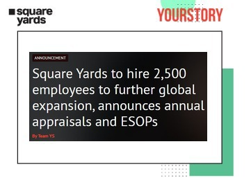 2,500 employees to be hired by Square Yards in bid for global expansion