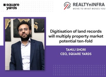 Land record digitization to amplify potential of property market in India