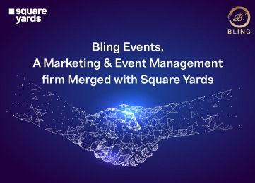 Square Yards Phases Out Bling Events to Overtake Events and Services Offerings