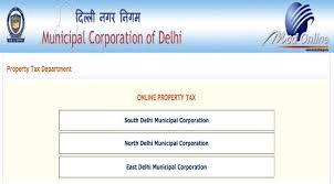 MCD property tax
