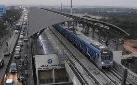 Hyderabad Metro Route