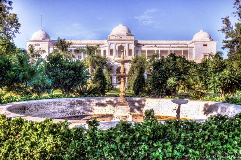 The Matchless Grandeur of Pataudi Palace