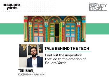 Proptech Pioneers- Tanuj Shori featured in key report