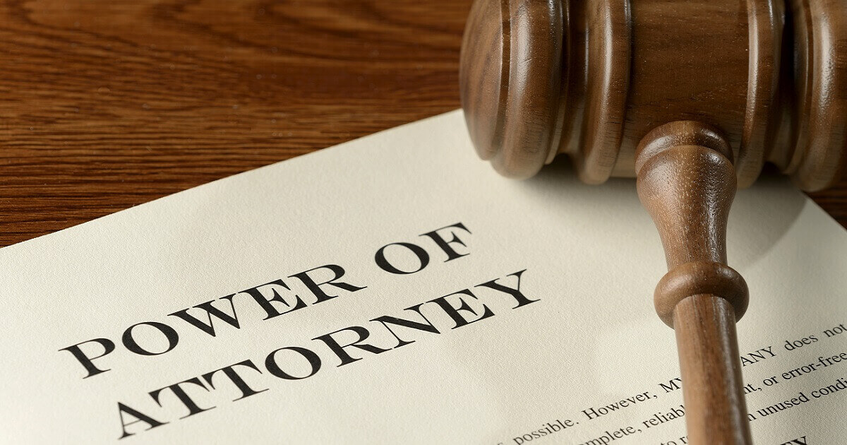 Special Power Of Attorney for Property