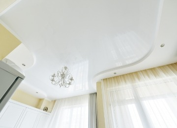 White ceilings and white wall paint are so last generation - one of the most popular home design myths