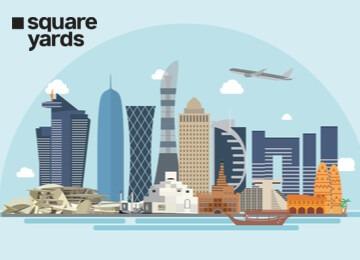 Square Yards Doha