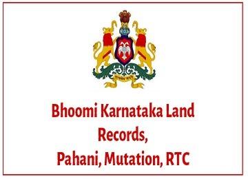 Bhoomi Reports
