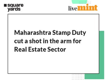 Maharashtra Stamp Duty Cut