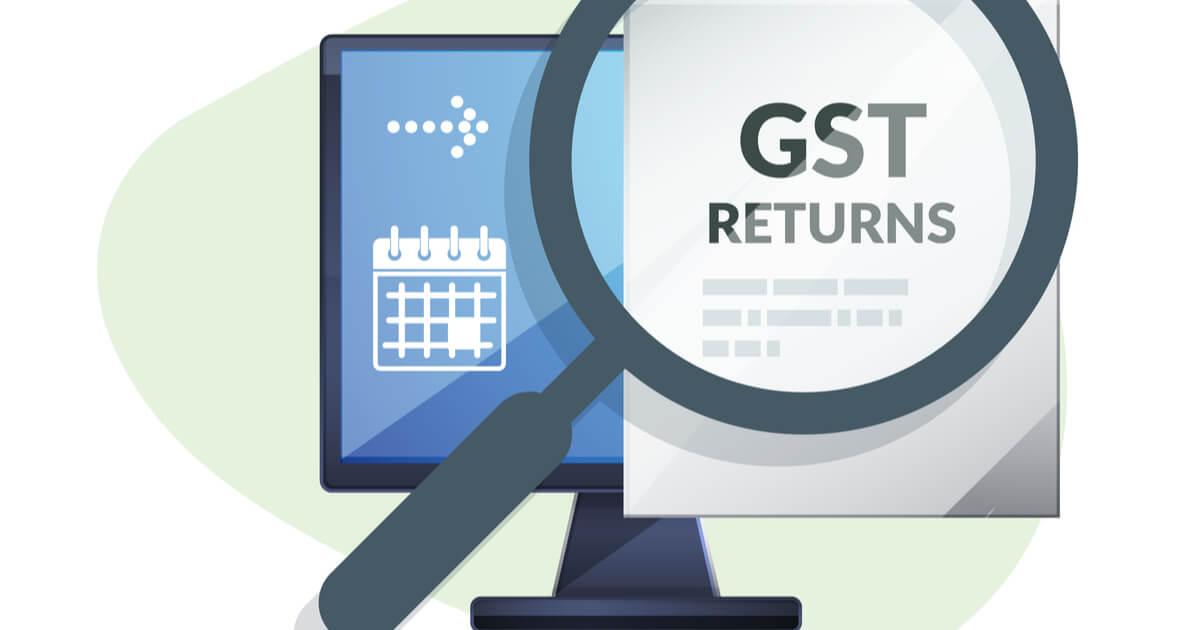 10 Steps To File Your GST Return Online