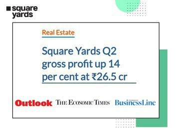 Gross profit goes up by 14% for Square Yards (Q2 FY2020-21)