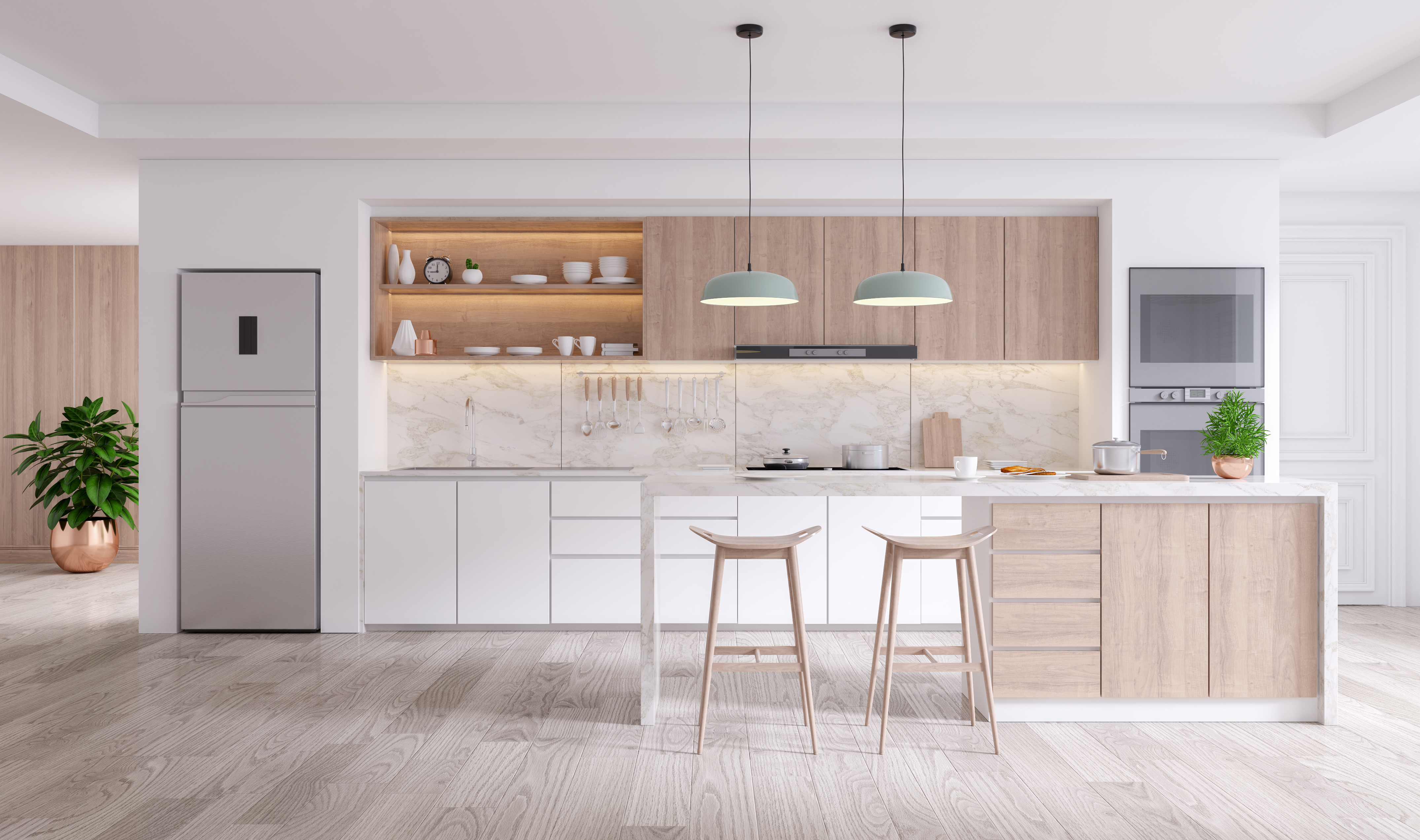 The importance of a well planned kitchen layout   Real Estate NEWS