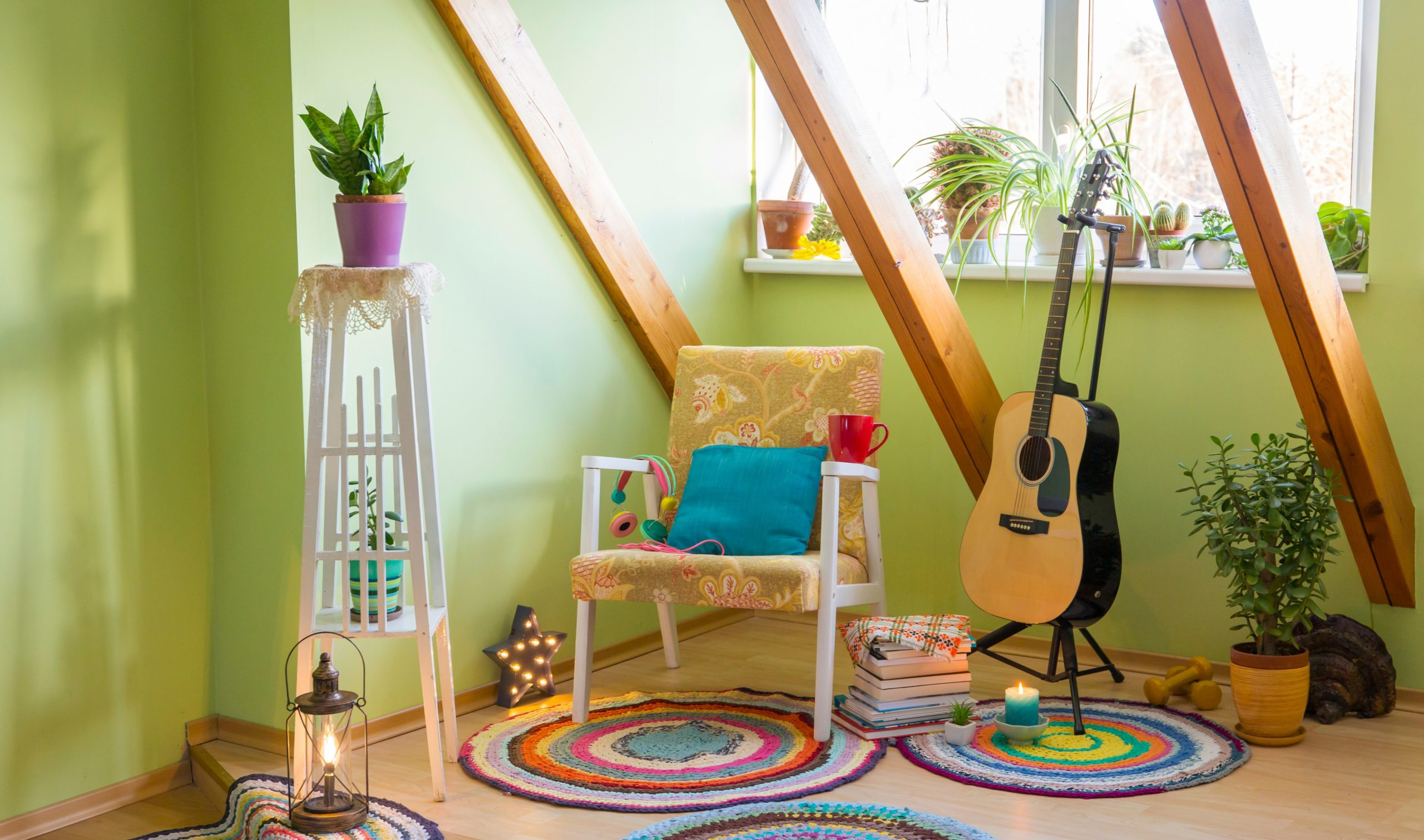 designing the corner of your home
