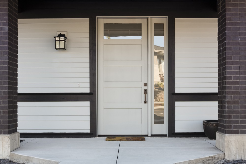 Tips for front door design