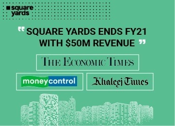 FY21 concludes on strong note for Square Yards with $50M revenue and $1.1B GTV along with 47% growth in Q4 earnings