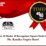 Kanika Gupta Shori, other business leaders recognized at Times 40 Under 40