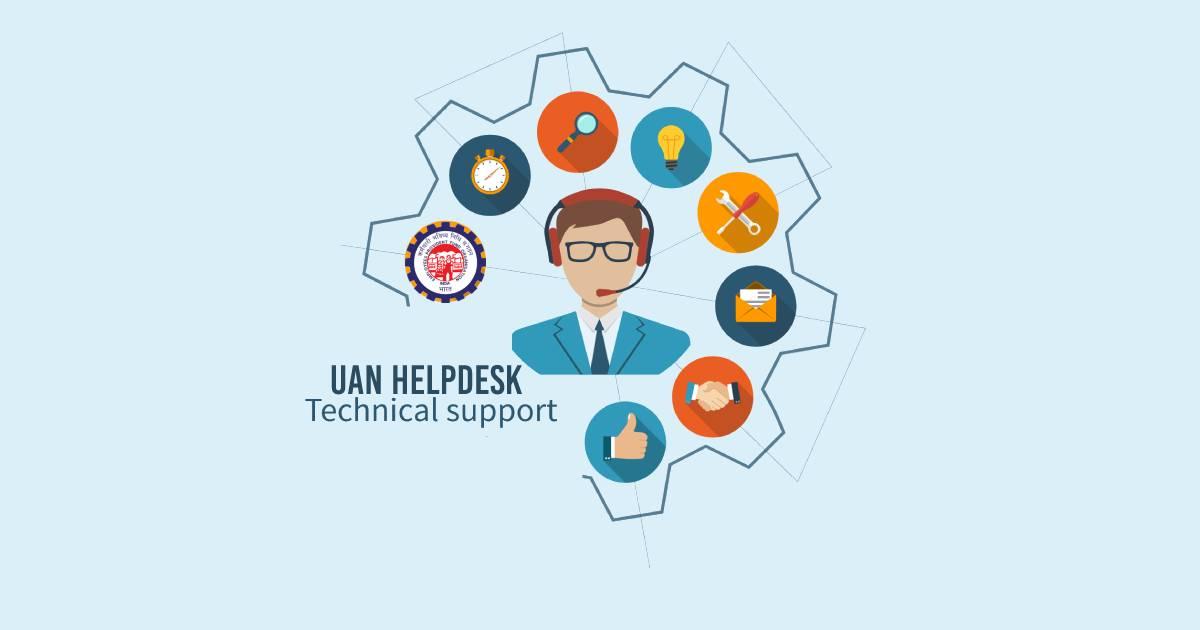UAN Helpdesk