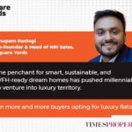 More buyers opt for luxury flats- Here's why