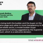 Decoding builder-buyer agreements