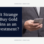 Buy Gold Coins as an investment