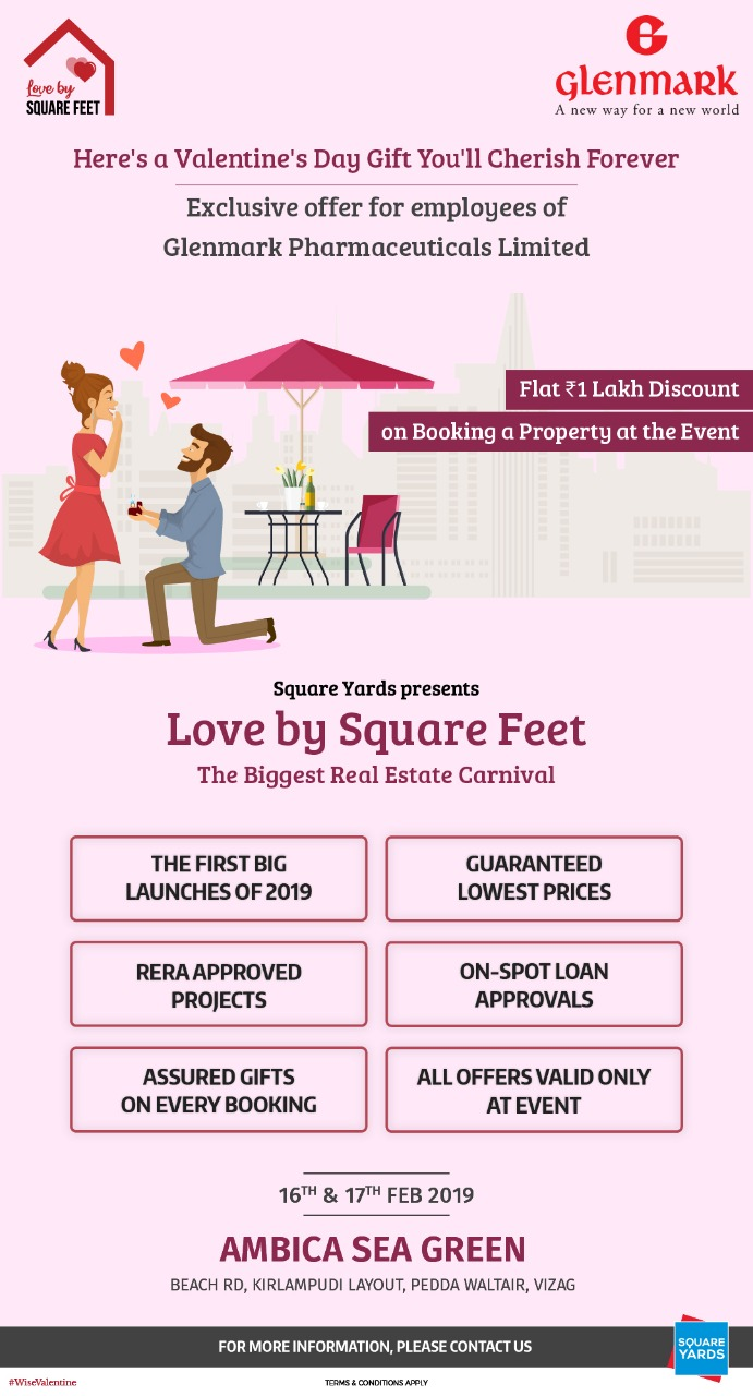 Love By Square Feet